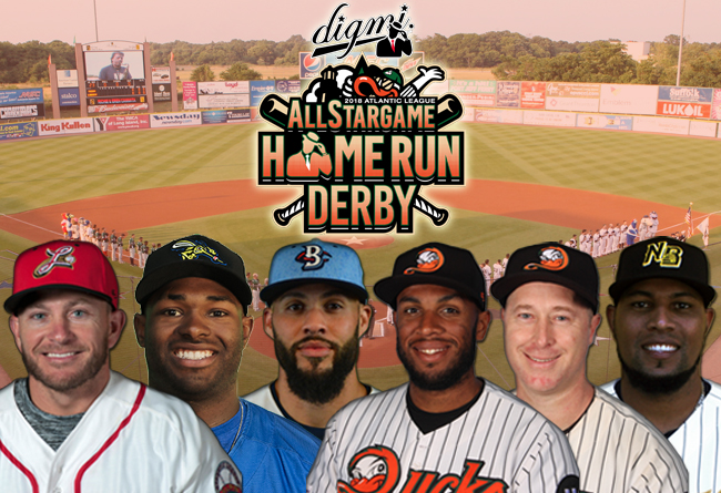 Digmi Home Run Derby Contestants Unveiled
