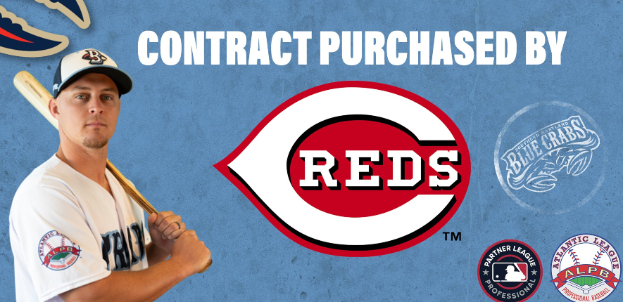 Braxton Lee Has Contract Purchased By Cincinnati Reds