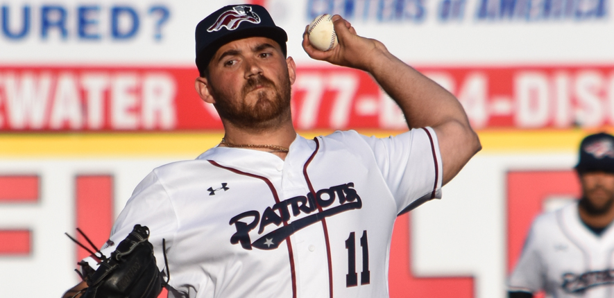 Somerset Patriots Bring Back Southpaw Thomas Dorminy