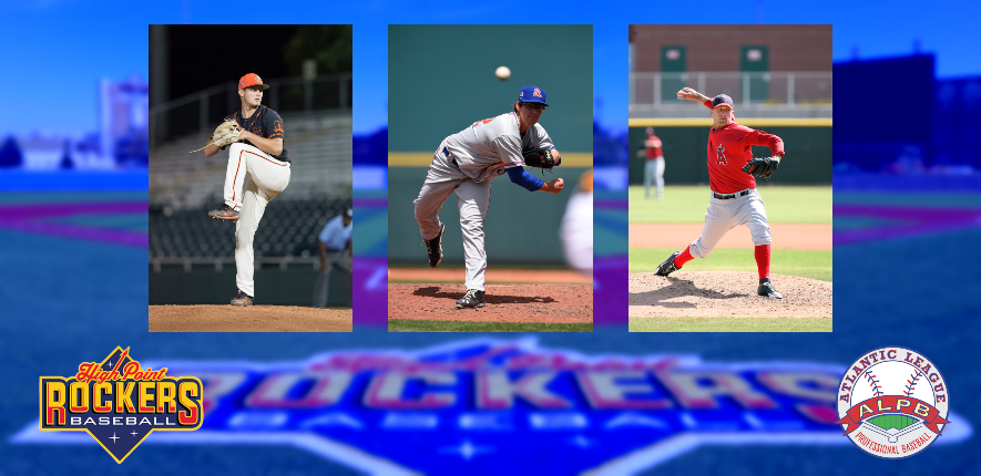Rockers Bolster Pitching Staff With Young Arms