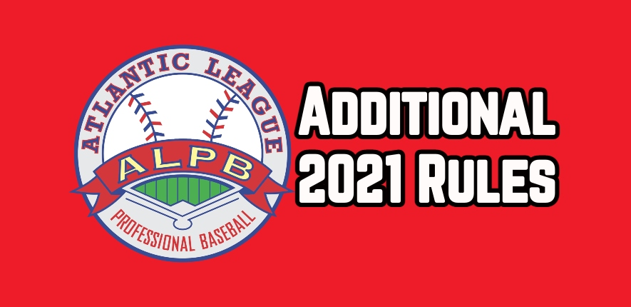 Atlantic League Announces Additional 2021 Rules