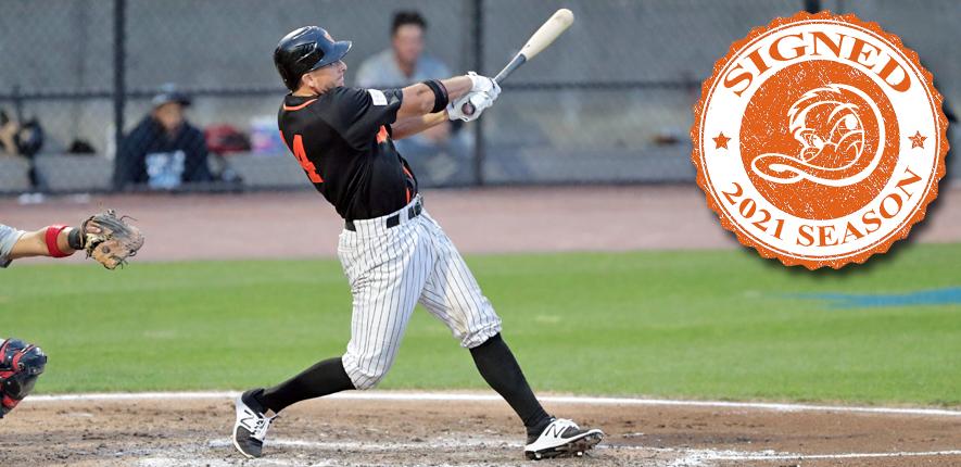 Former Major League Infielder T.J. Rivera Returns to Ducks