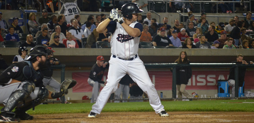 Ty Wright Introduced As New Somerset Patriots Hitting Coach