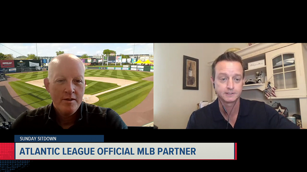 FOX43  'Sunday Sitdown: Atlantic League Now An Official MLB Partner'
