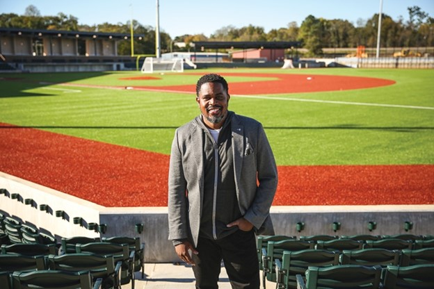 Charlotte Business Journal  'Brandon Bellamy buys into one city's vision'