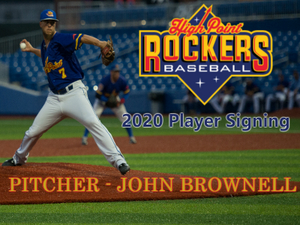 Rockers Announce First Signing of 2020