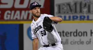 Somerset Patriots Re-Sign New Jersey Native James...